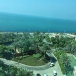 The view from the rooms