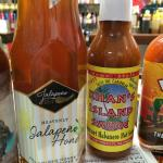 Such a wide variety! I can't wait to try the jalapeño honey!