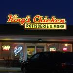 King's Chicken Rotisserie and More
