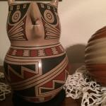 Pottery from gift shop