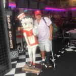 Betty Boop and I