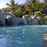 View from last pool