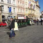 Old Town Square Foto