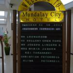 Photo de Mandalay City Hotel