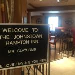 Foto de Hampton Inn Johnstown