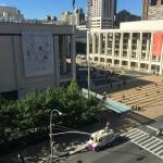 Lincoln Center View