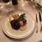 Tournedos of Beef with Unbelievable reduction