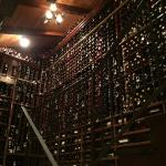 Post Hotel cellar ; more than 25000 bottles