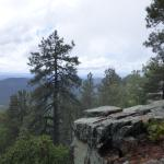 view from the Rim