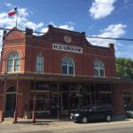 Gruene TX - great food not to mention Country Dance Hall.