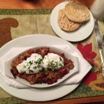 Delicious homemade corned beef hash!