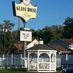 Glass house inn stay