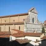 View from Room 27 - Santa maria Novella