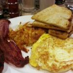 The Grille - Complimentary Breakfast with Voucher