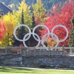 The Olympic Rings at Whistler