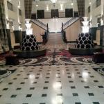 Beautiful Lobby right when you walk in