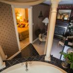Italian Suite from spa tub