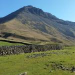 Just one of the views, GREAT GABLE