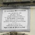 It really did used to be where Puccini lived.