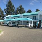 Parking and rooms