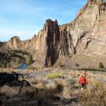 Side trip to Smith Rock State Park