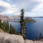Side trip to Crater Lake National Park