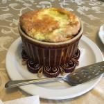 close of of the soufflé, it was amazing