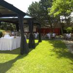 Outdoor Patio Space - Available for Events