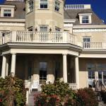 The Chanler Porch View