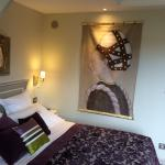 This is a great hotel and it has earned it's 4 stars. It's in the heart of town, close to the ta