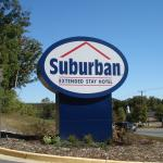 Suburban Extended Stay Hotel, Quantico Foto