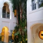 Riad Idra during the day