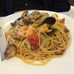 Seafood/Mussel Pasta