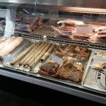 Specialty Meat Case