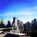 Good morning Brisbane, view from 1016