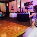 Saratoga Room w Sweetheart Table and Candy Bar