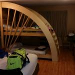 """The """"nice"""" bunk bed"""