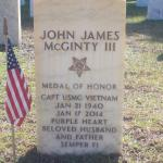 Medal of Honor JJ McGinty