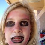 Ready for the Zombie parade