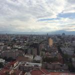View from 19th Floor Room