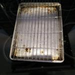 We complained of no grill pan or oven pans.  They gave us this.