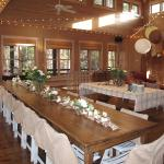 Large & Lovely area for dining and gathering