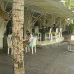 Restaurant & pool bar - breakfast