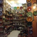local ceramics-amazingly good value-even if you can't be bothered to haggle