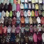 shoes aplenty, lots of fun haggling