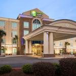 Foto de Holiday Inn Express Hotel & Suites Florence I-95 @ Hwy 327