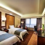 Crowne Plaza International Airport Hotel Beijing Foto