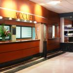 acceuil et hall