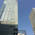 Sapia Tower building - Hotel occupies floors 27 and above