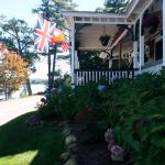 The Lake House at Ferry Point Inn Foto